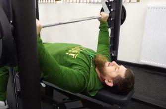 Тренировка Рамзана Кадырова: фото.