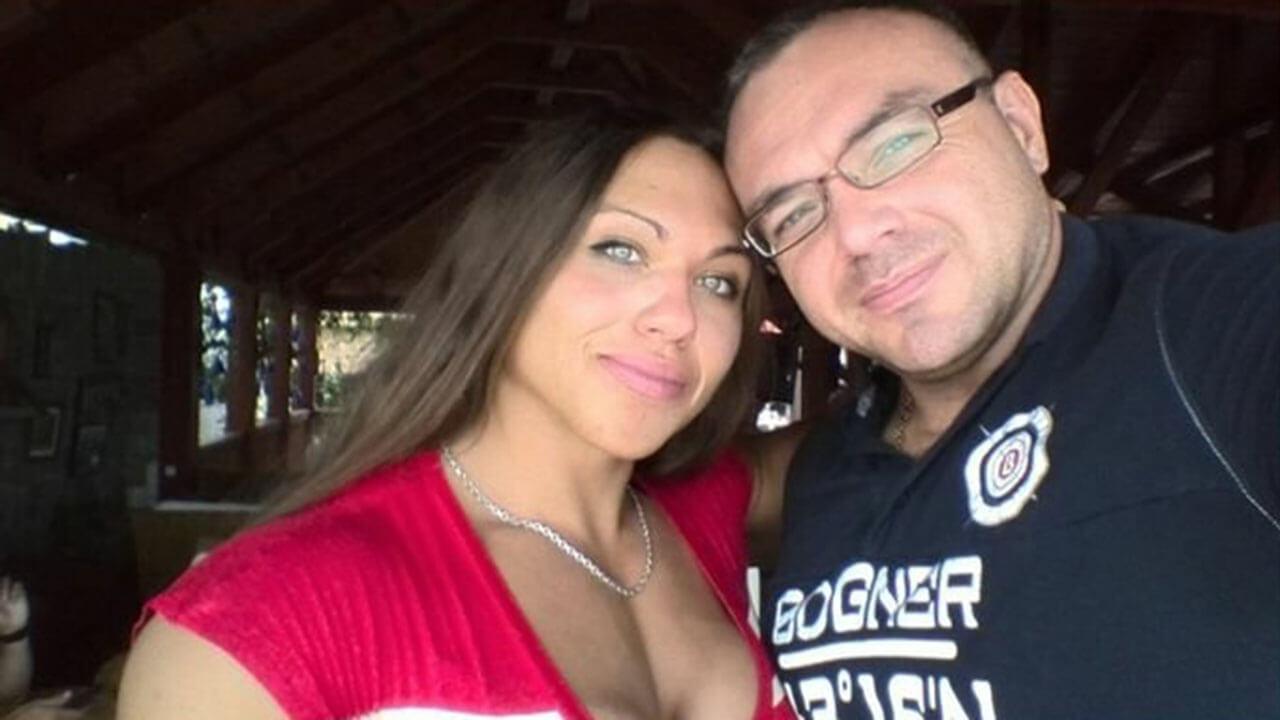 Трухина с мужем: фото 3.