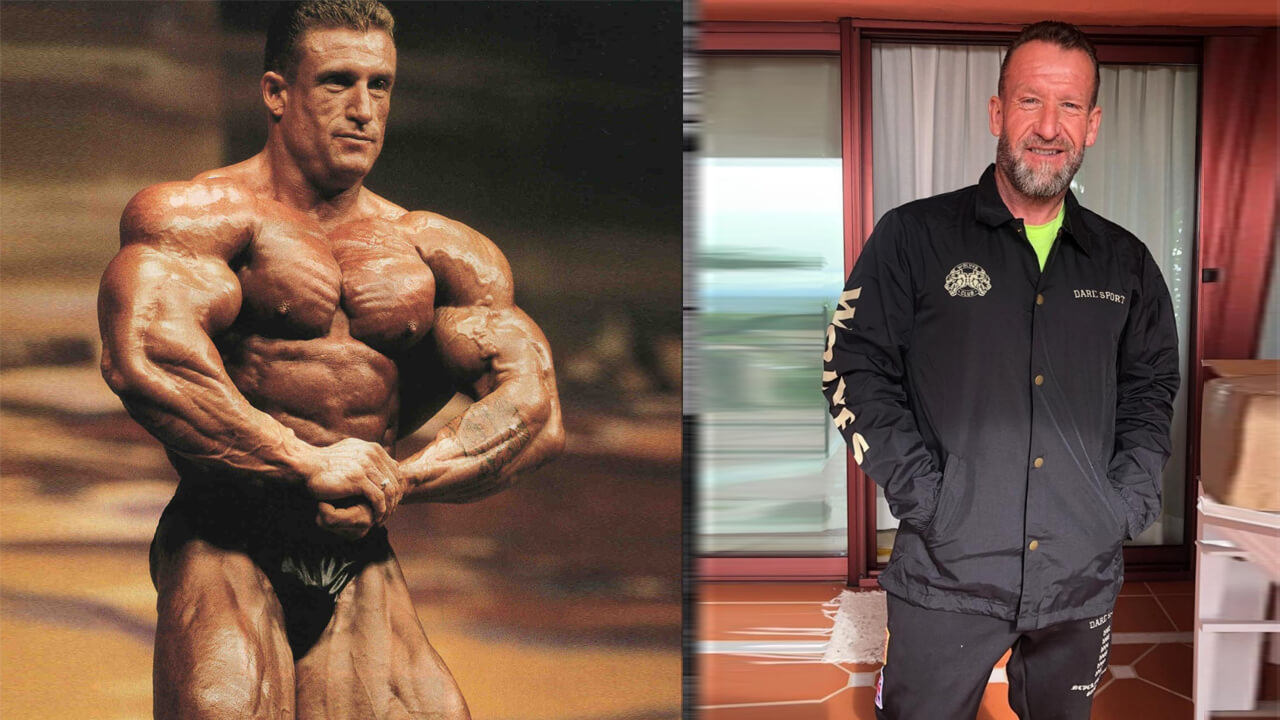 Дориан Йейты: фото до и после 2.