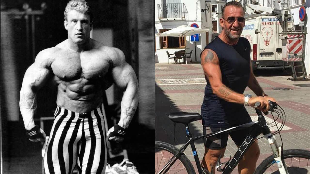 Дориан Йейты: фото до и после 3.