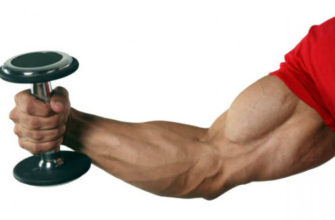 Базовые упражнения на бицепс: фото.