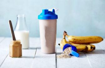 Польза и вред протеина: фото.