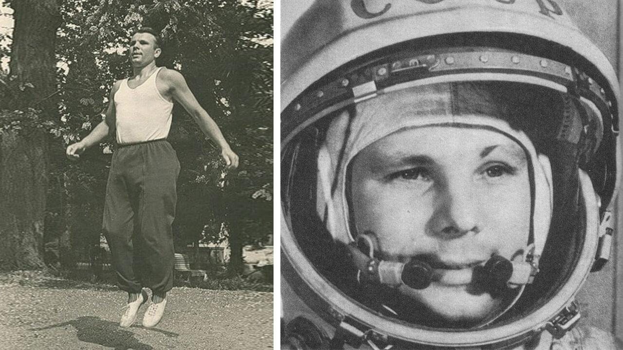 Юрий Гагарин: фото 3.
