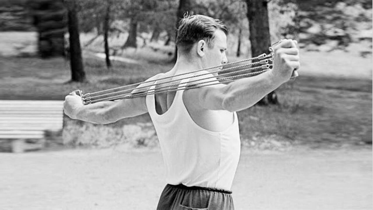 Юрий Гагарин: фото 6.
