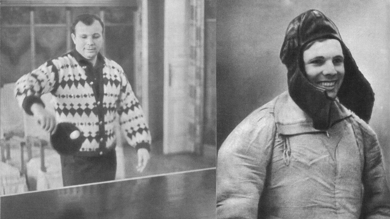 Юрий Гагарин: фото 8.