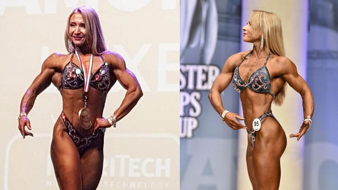 Татьяна Бочарова.