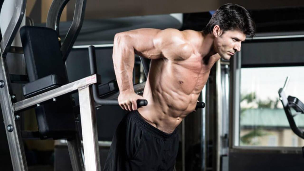 Базовые упражнения на трицепс: фото.