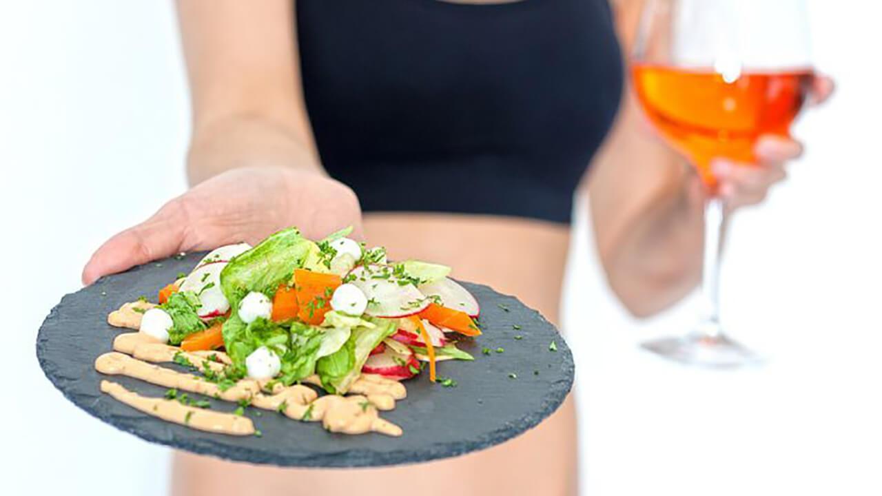 Уменьшение порции рациона: фото.