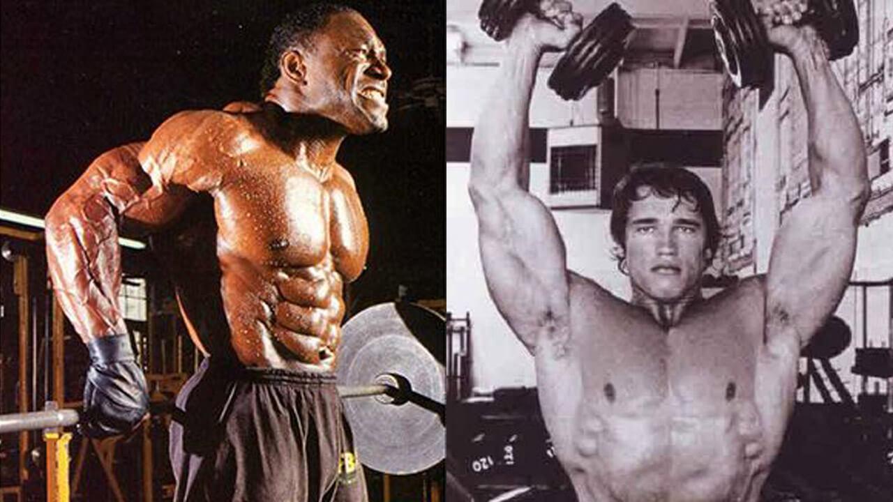 Упражнения названные в честь атлетов: фото.