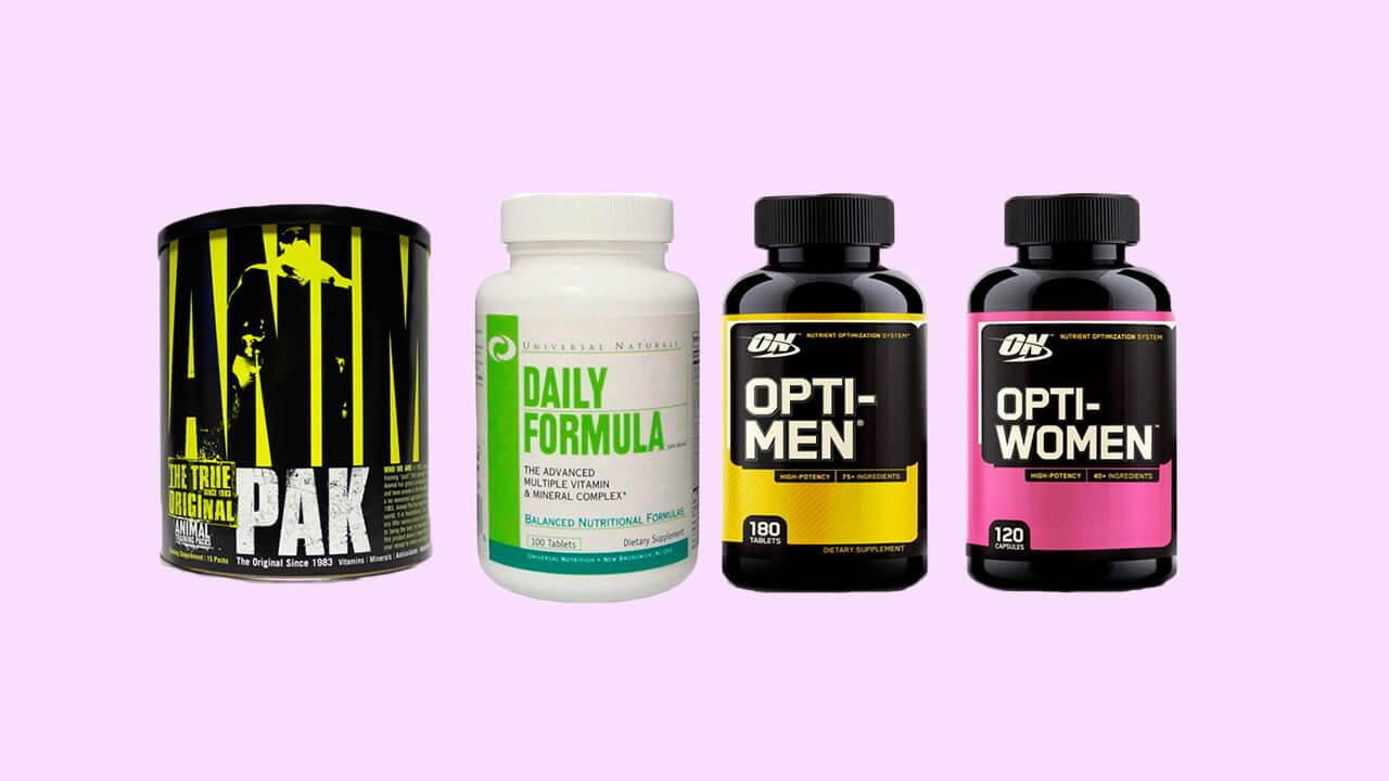 Витамины для мышц: фото.