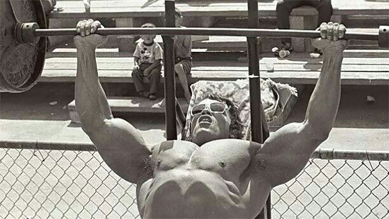 Тренировка Арнольда: фото1