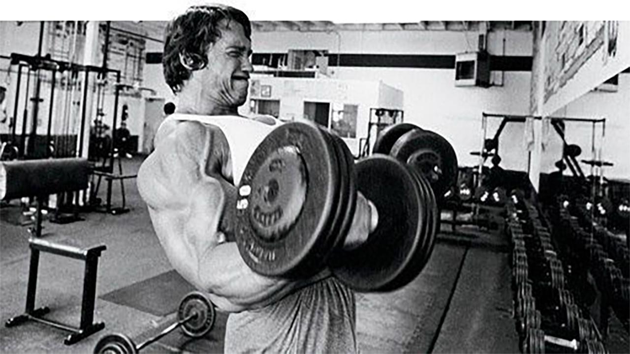 Тренировка золотой эры: фото.