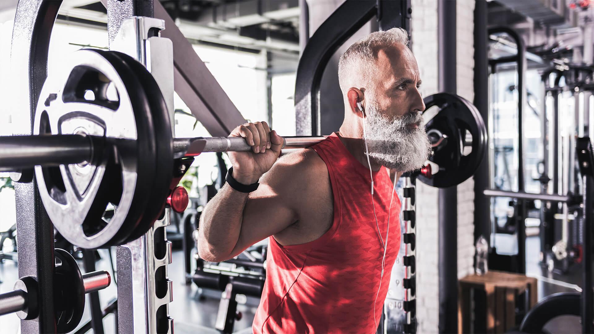 Развитие мышц в возрасте за сорок: фото 2.