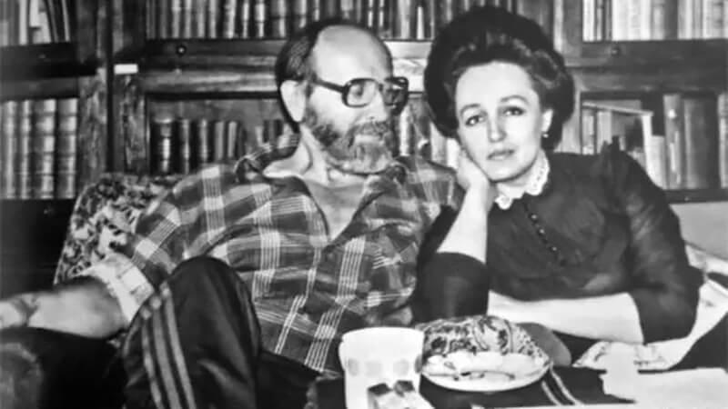 Юрий Власов с женой: фото.
