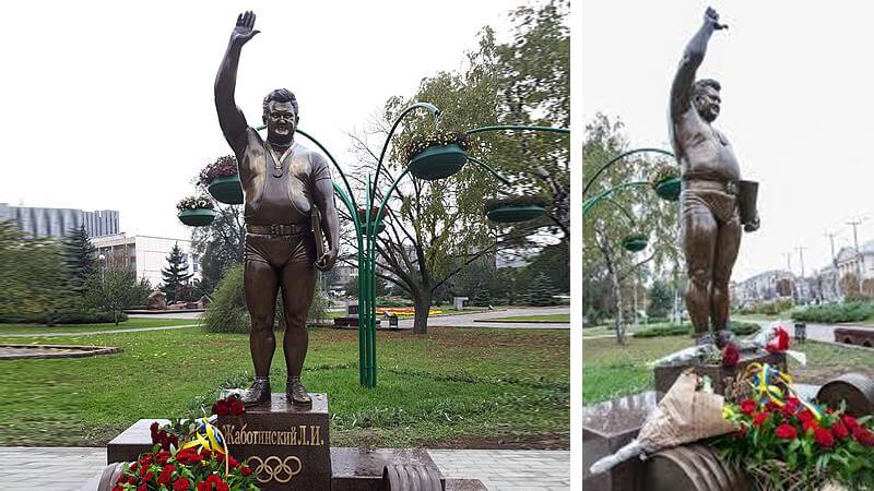 Мемориал Леонида Жаботнского.