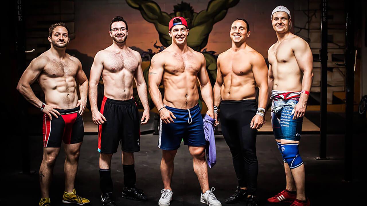 Тренировки для всестороннего развития тела мужчин: фото1.