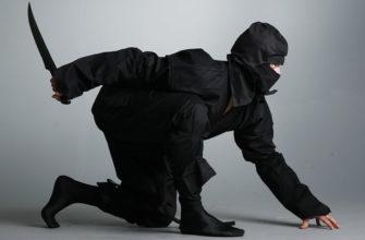 Тренировка ниндзя