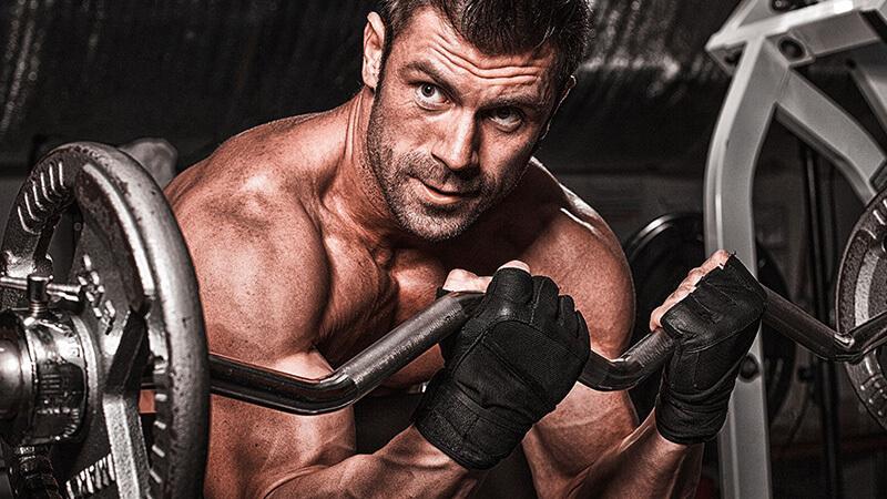Тренировка по типу мышечных волокон: фото.