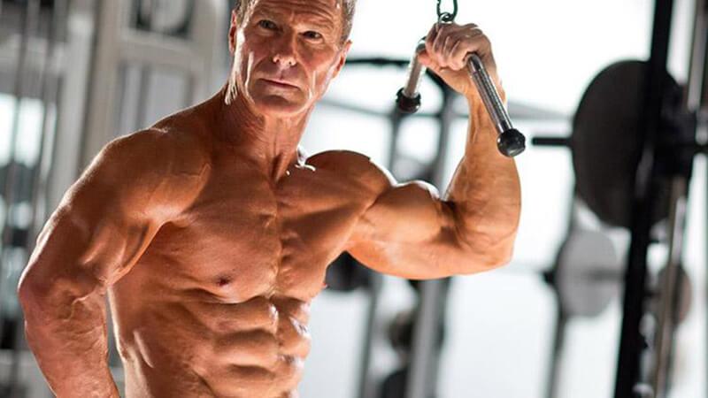 Тренинг для мужчин за сорок: фото1.