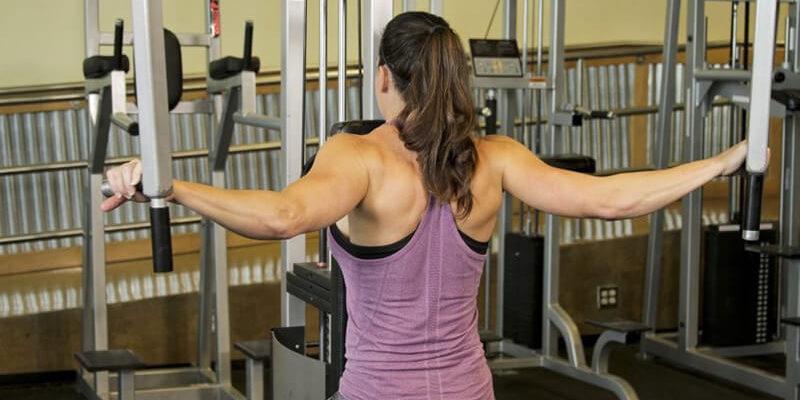 Упражнение без осевой нагрузки: фото.