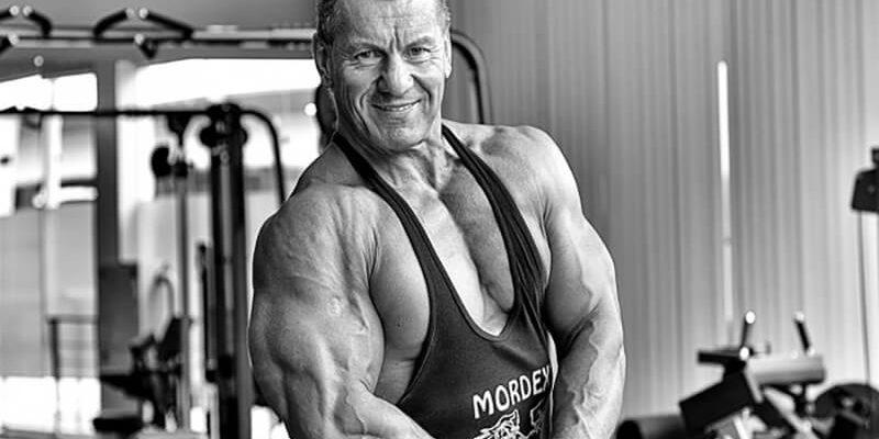 Тренировки мужчин после 40 лет.