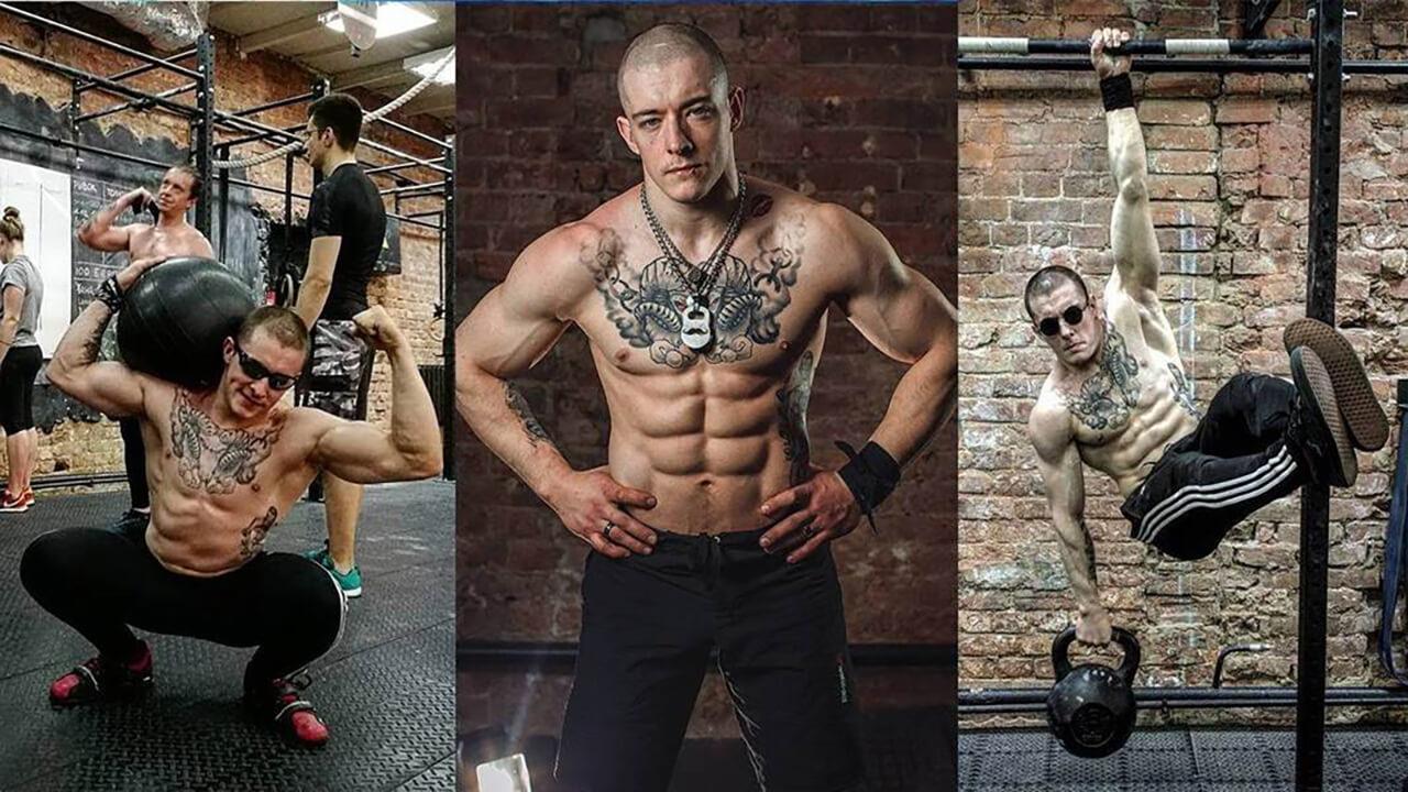 Виктор Блуд: фото спортсмена.