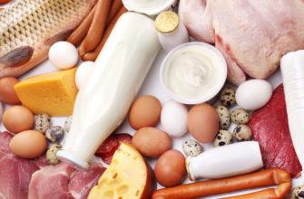 Питательные вещества для мышц: фото продуктов.