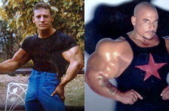 Грег Валентино: фото до и после