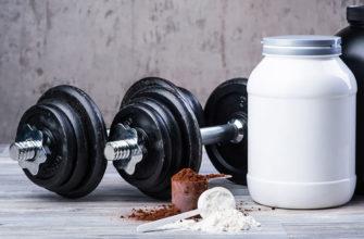 Сывороточный протеин: главное фото.