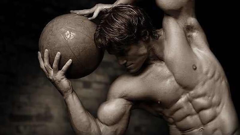 Тренировки спартанцев: фото.