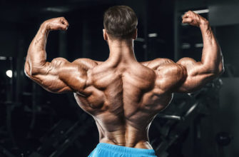 Упражнения на толщину спины: главное фото.