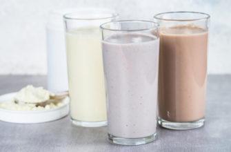 Виды протеина: главное фото.
