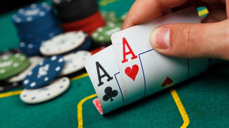 Покер: фото.
