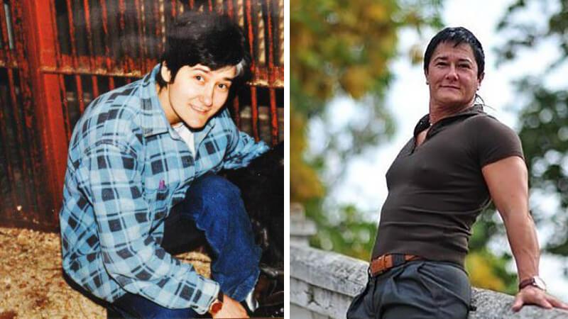 Анна Куркурина: фото до и после.
