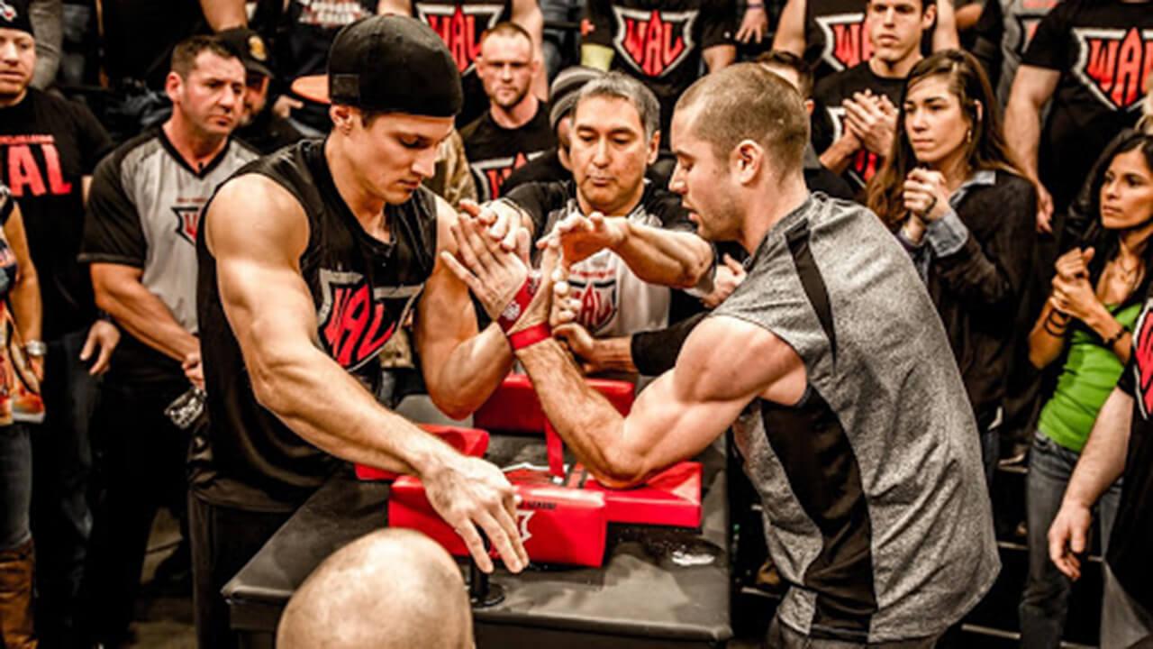 Какие мышцы работают при армрестлинге: фото.