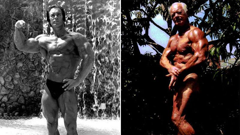 Чет Йортон: рост и вес.