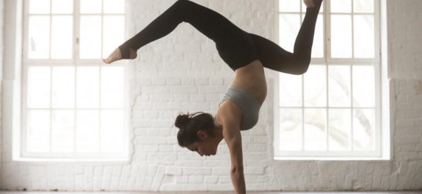 Йога для похудения: фото.