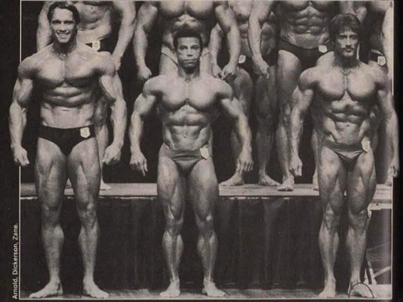Финал Мистер Олимпия 1980.