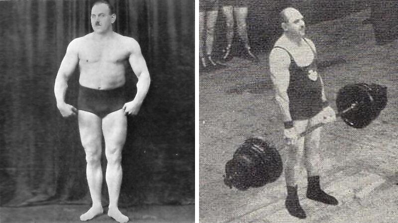 Герман Гернер: фото и рекорды.