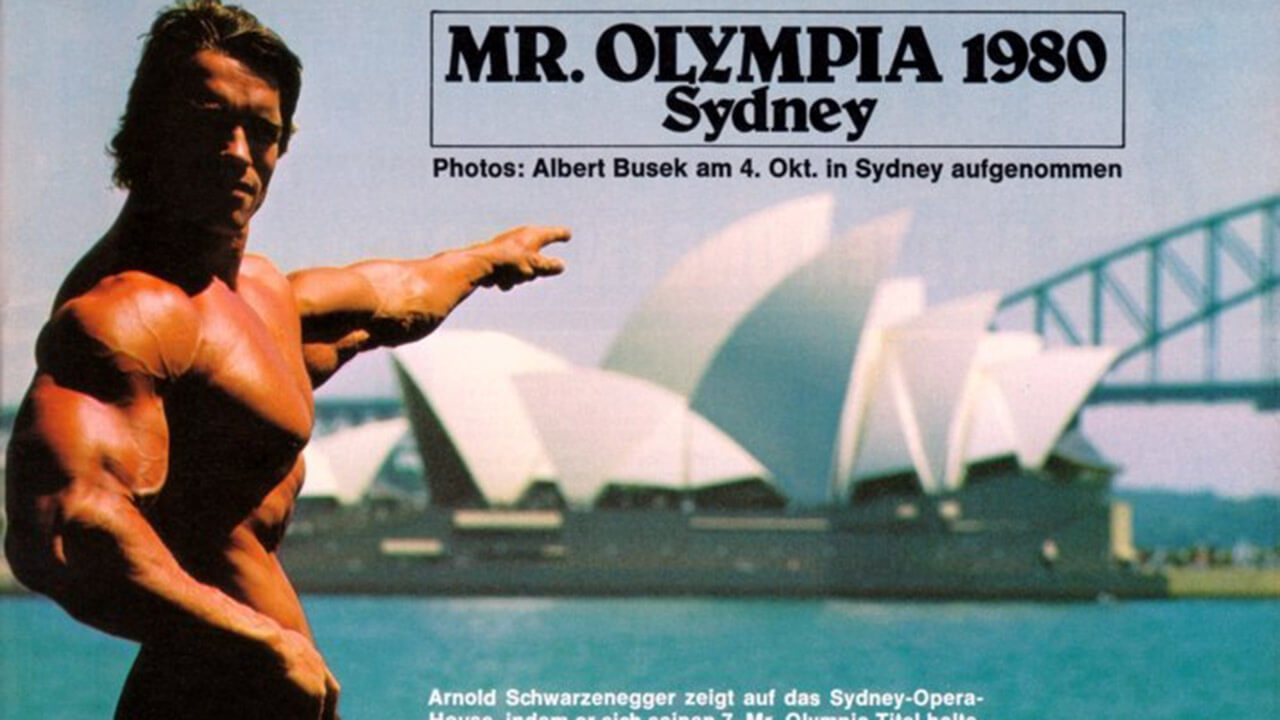 Олимпия 80 года: Возвращение Арнольда.