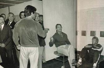 Самая скандальная Олимпия с победой Шварценеггера в 1980 году: фото.