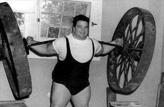 Cиловые рекорды прошлого, которые впечатляют по сей день: фото.
