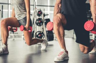 Упражнения для ног: фото.