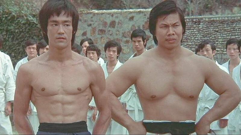 Боло Йенг и Брюс Ли: фото.