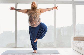 Как похудеть мужчине за 40: фото.