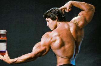 Арнольд Шварценеггер и стероиды: фото.