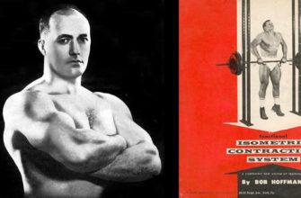 Изометрические упражнения Боба Хоффмана: фото.